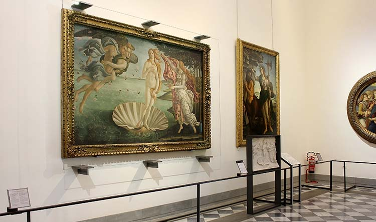 4-Hour Private Walking Tour of the Uffizi & Accademia Galleries - Unique Florence Private Tours