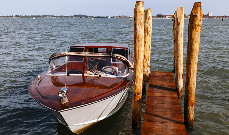 Private Boat Transfer - Unique Venice Private Tours
